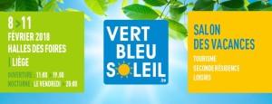 """Banner """"Vert, Bleu, Soleil"""""""