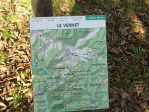 Le Vernet en Ardèche