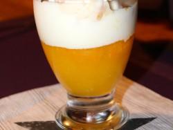 Dessert cuisine L'Xpérienc