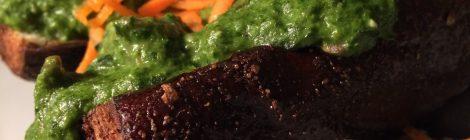 Recept gepofte aubergines, koolhydratenarm uit de keuken van L'Xpérience chambres d'hôtes, geschikt voor vegetariers