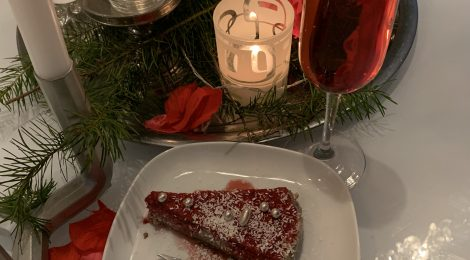 Dessert Frambozen Kerst 2019