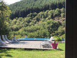 Jardin/piscine