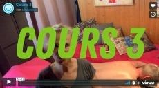 Académie de Massage de l'Xpérience - video cours 3