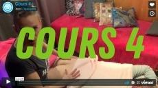 Académie de Massage de l'Xpérience - video cours 4