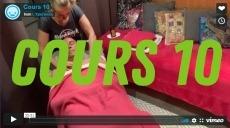 Académie de Massage de l'Xpérience – vidéo cours 10