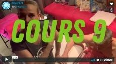 Académie de Massage de l'Xpérience – vidéo cours 9